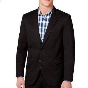 Alfani Stretch Fit Black Sport Suit M M230